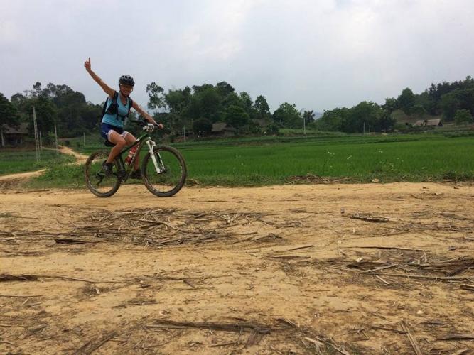 Ook interesse om je gemeente op de fiets te krijgen voor Vredeseilanden (Rikolto)?