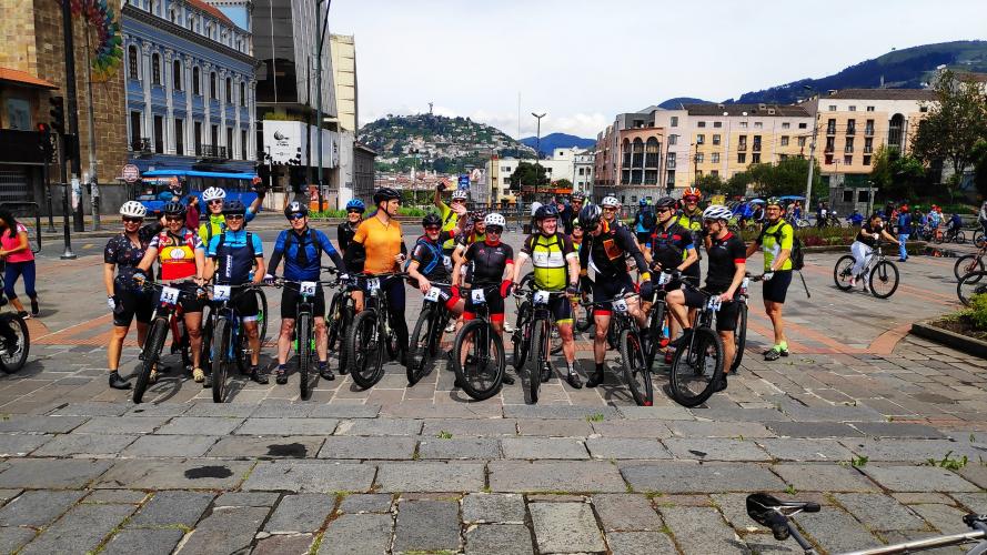 De deelnemers